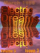 1999 Electric Dreams Cover for March
