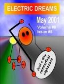 May 2001 :: Cover by Juhani Kaariainen  :: http://hem.passagen.se/antin/
