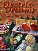 September 2001 :: Cover by Carl Linkhart :: http://home.earthlink.net/~carllinkhart/index.html